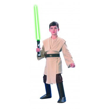Boys Star Wars Deluxe Jedi Costume