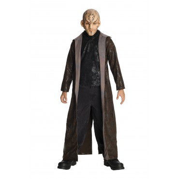 Boys Star Trek Deluxe Nero Costume
