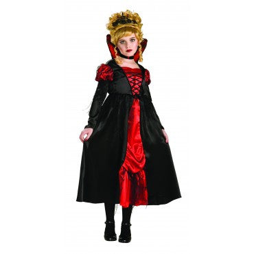 Girls Transylvanian Vampiress Costume
