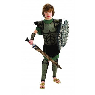 Boys Clash of the Titans Persues Costume
