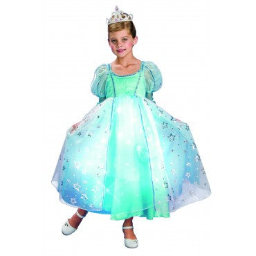 Girls Twinkling Princess Costume