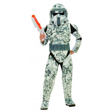 Boys Star Wars Deluxe ARF Trooper Costume