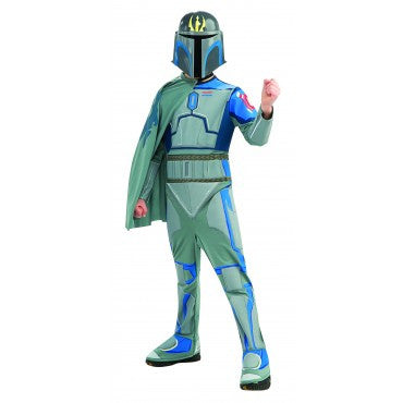 Boys Star Wars Pre Vizsla Costume