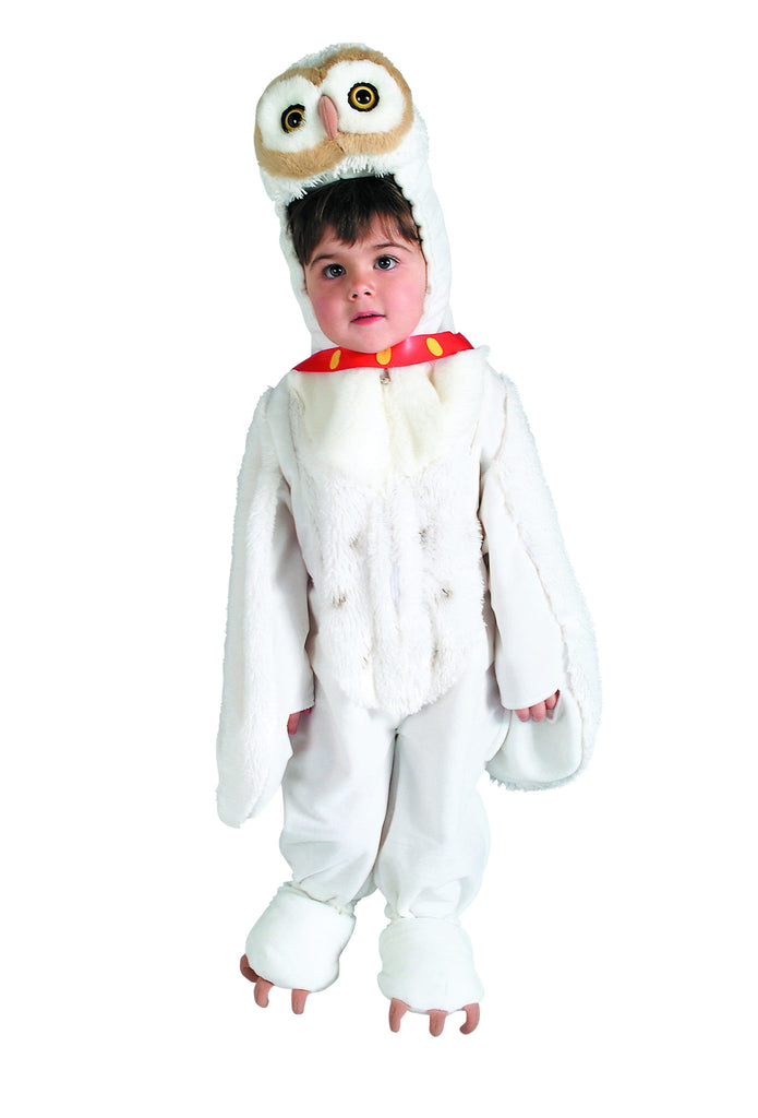 Toddlers/Kids Harry Potter Deluxe Hedwig the Owl Costume