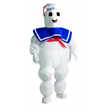 Boys Ghostbusters Stay Puft Costume