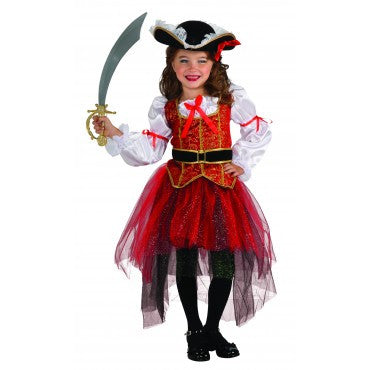 Girls Princess of the Sea Costume