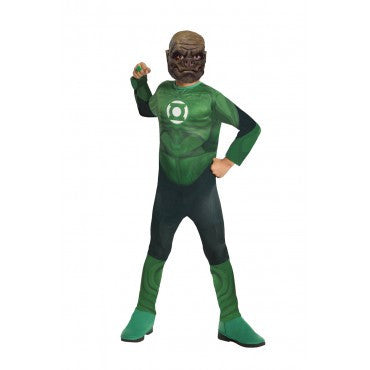 Boys Green Lantern Kilowog Costume
