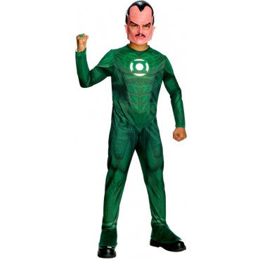 Boys Green Lantern Sinestro Costume