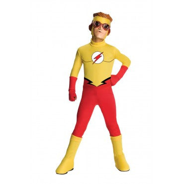 Boys Young Justice The Flash Costume