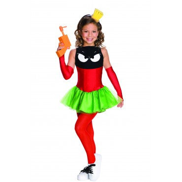 Girls Looney Tunes Marvin the Martian Dress