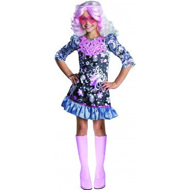 Girls Monster High Viperine Costume