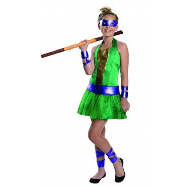 Teens Ninja Turtles Donatello Costume