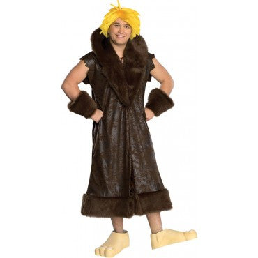 Teens Flintstones Barney Rubble Costume