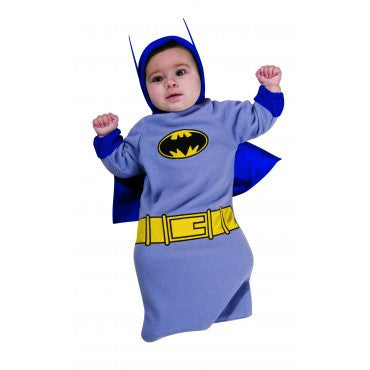 Newborn Batman Costume