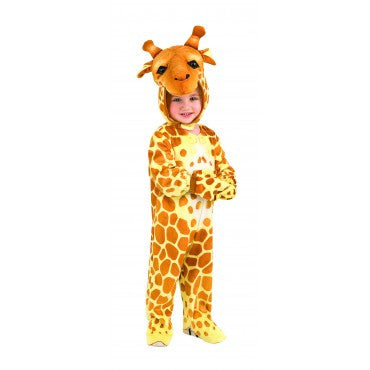 Kids Silly Safari Giraffe Costume