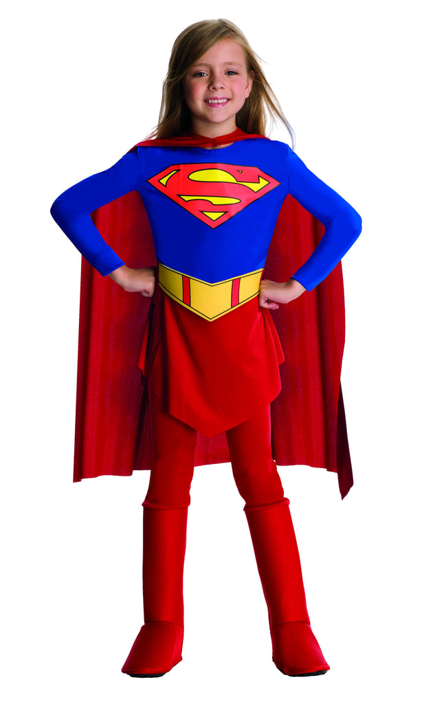 Toddler/Kids Supergirl Costume