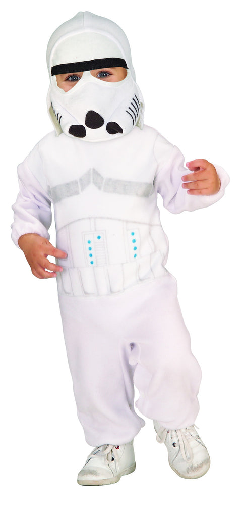 Toddlers Star Wars Storm Trooper Costume