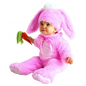 Infants Precious Pink Rabbit Costume