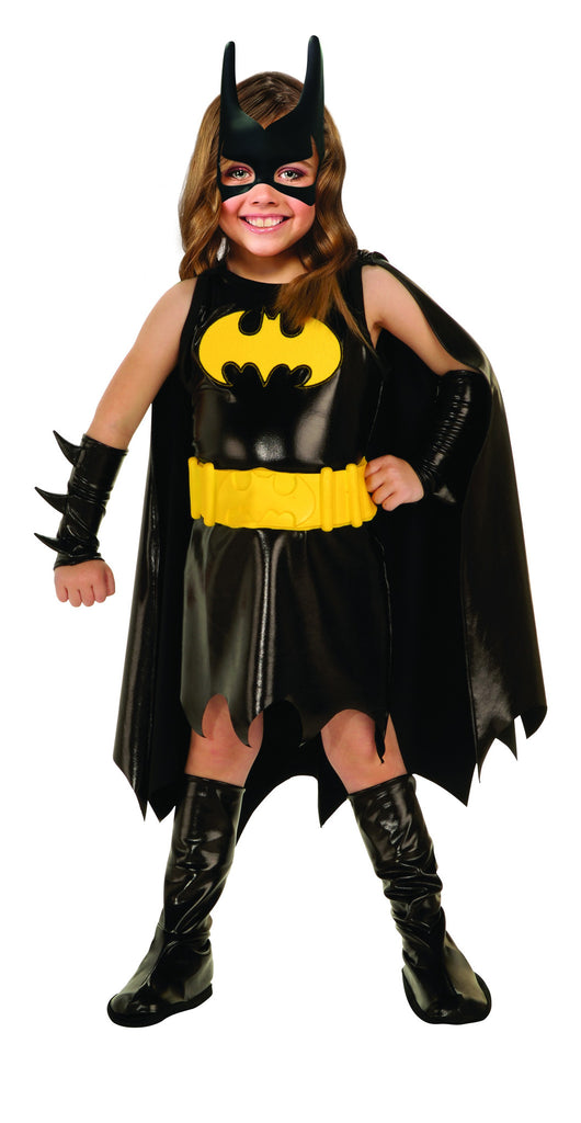 Toddlers Batman Batgirl Costume