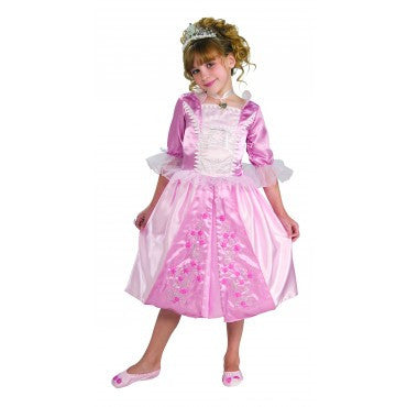 Girls Rosebud Princess Costume