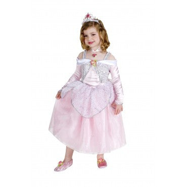 Girls Regal Rose Costume