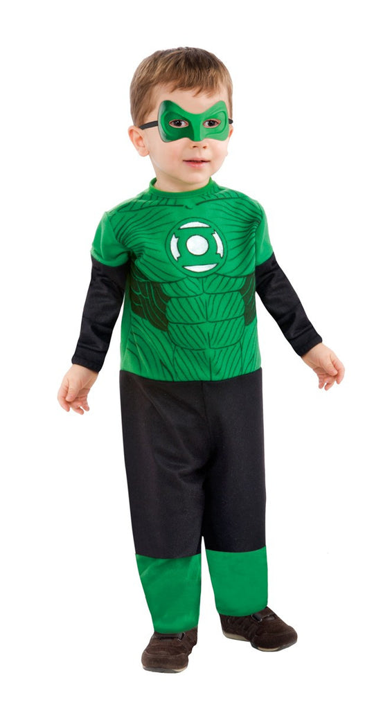 Toddlers Green Lantern Hal Jordan Costume