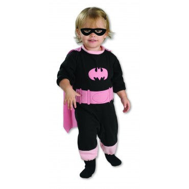 Infants Batman Batgirl Costume