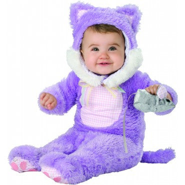 Infants Kuddly Kitty Costume