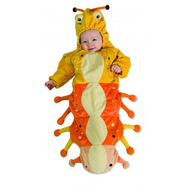 Infants Caterpillar Costume
