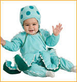 Infants/Toddlers Octopus Costume