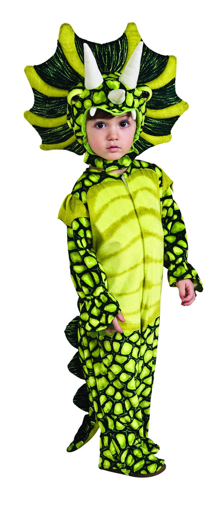 Toddler/Kids Triceratops Dinosaur Costume