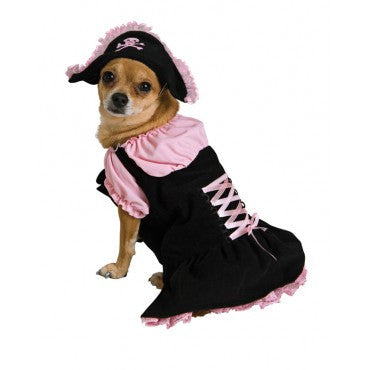 Pets Pretty in Pink Pirate Costume