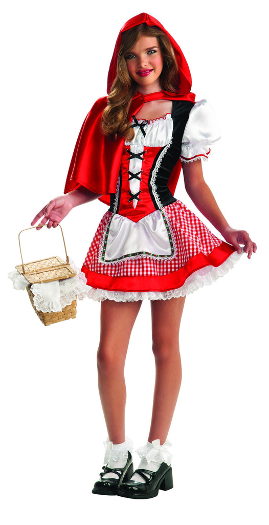 Teens Red Riding Hood Costume
