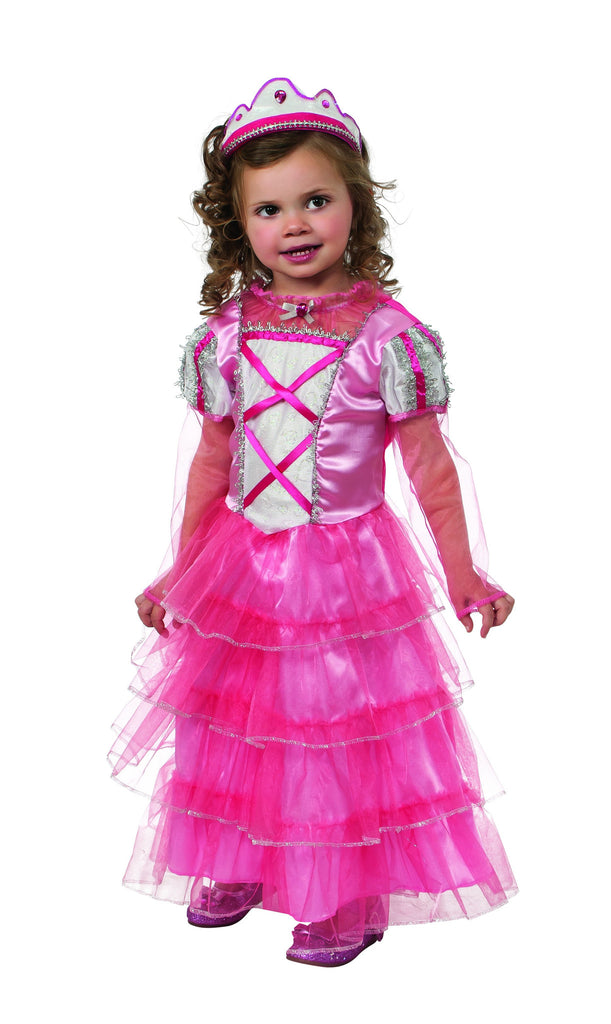 Toddlers Little Miss Frilly Costume