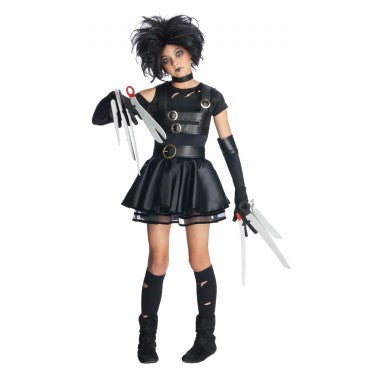 Teens Miss Scissorhands Costume