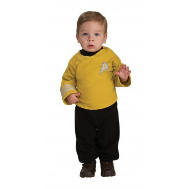 Infants Star Trek Captain Kirk Costume
