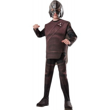 Boys Star Trek Deluxe Klingon Costume