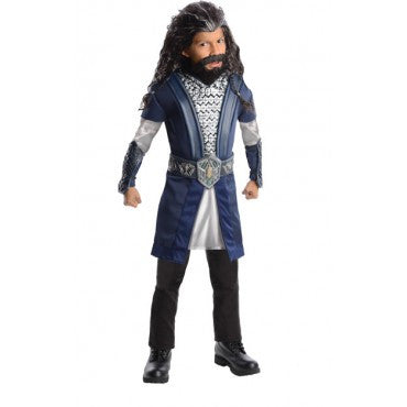 Boys The Hobbit Deluxe Thorin Costume