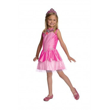 Girls Barbie Kristyn Costume