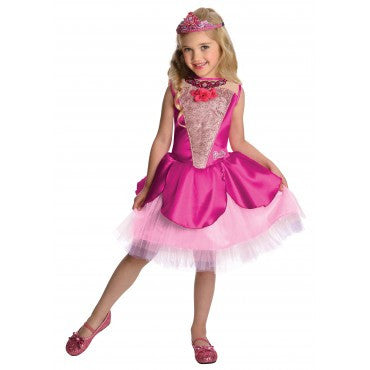 Girls Barbie Deluxe Kristyn Costume