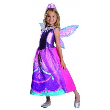 Girls Barbie Deluxe Catania Costume
