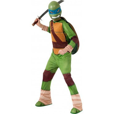 Boys Ninja Turtles Leonardo Costume
