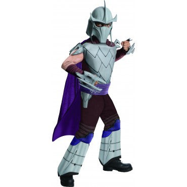 Boys Ninja Turtles Deluxe Shredder Costume