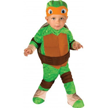 Infants/Toddlers Ninja Turtles Michelangelo Costume