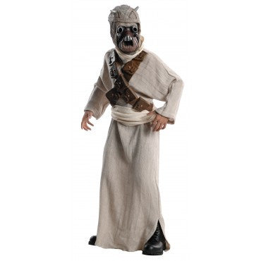 Boys Star Wars Deluxe Tusken Raider Costume