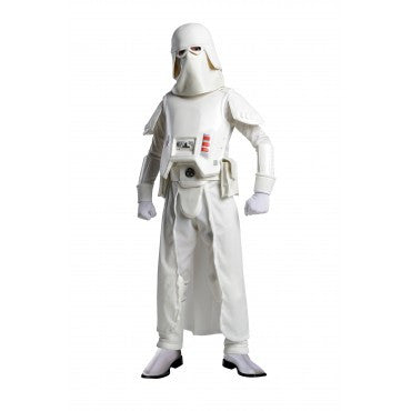 Boys Star Wars Deluxe Snowtrooper Costume