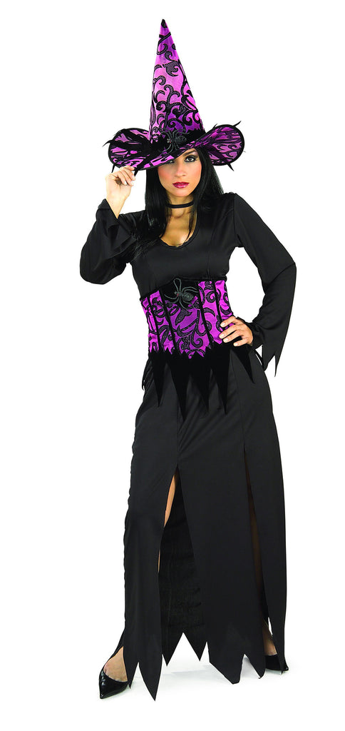 Womens Elegant Witch Costume