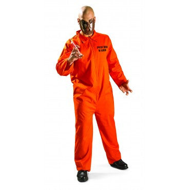 Mens Psycho Ward Costume