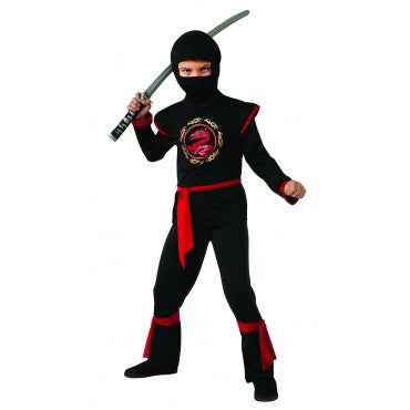 Boys Dragon Ninja Costume