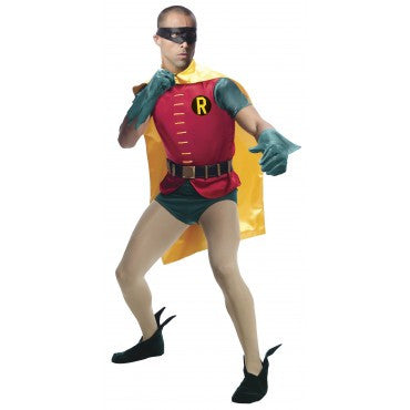 Mens Classic Batman Robin Costume - Grand Heritage Collection
